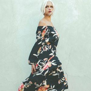 Billabong - Crystal Ball Maxi Dress